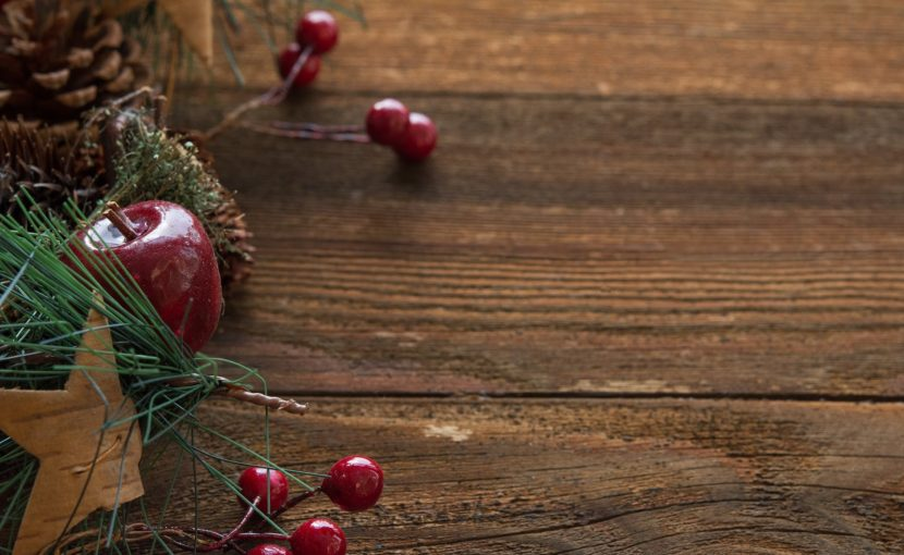 advent background brown christmas